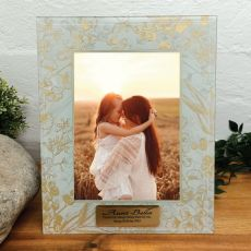 Personalised Aunty Photo Frame 5x7 Tenderly