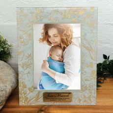 Personalised Baptism Photo Frame 5x7 Tenderly