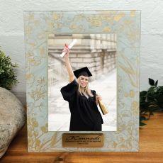 Personalised Graduation Photo Frame 5x7 Tenderly