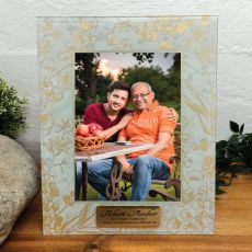 Personalised Memorial Photo Frame 5x7 Tenderly