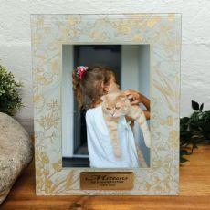 Pet Memorial Photo Frame 5x7 Tenderly