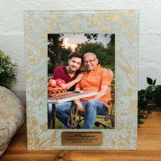 Personalised Pop Photo Frame 5x7 Tenderly