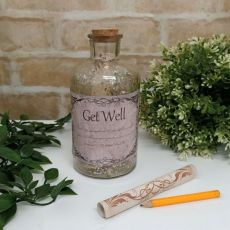 Get Well Message in the Bottle