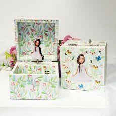 Dream Girl Music Box