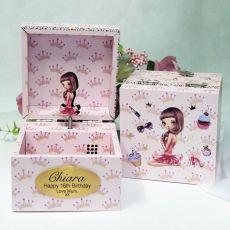 16th Birthday Music Box - Dream Girl Chic