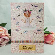 1st Birthday Trinket Keepsake Box - Prayer