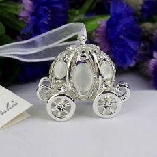 Wedding Bouquet Charm Cinderella Coach