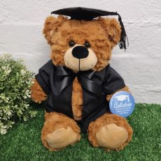 2021 Graduation Bear with Personalised Badge