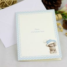 Baby Boy 1st Christmas Photo Cards (8)
