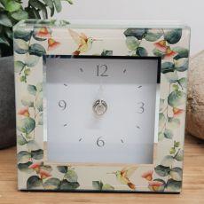 Glass Desk Clock - Gumtree