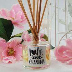 Love You Grandma Fragrant Reed Diffuser