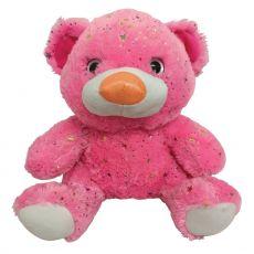 Hollywood Bear 40cm Pink Plush
