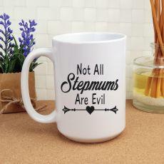 Not All Stepmums are Evil 15oz Personalised Coffee mug