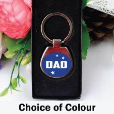 Dad Boxed Keyring Gift