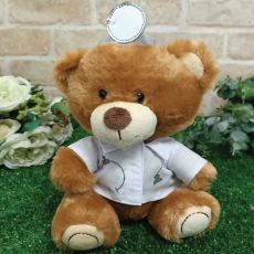 Doctor 20cm Plush Bear