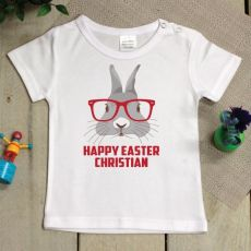 Personalised Easter Shirt - 1-2 years - Hipster
