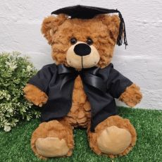 Graduation Bear with Cap