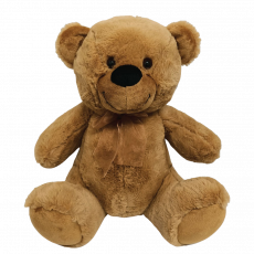 Brown Teddy Bear 40cm Plush