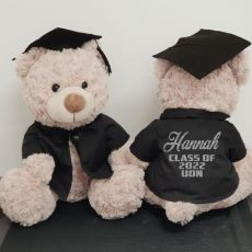 Personalised Graduation Bear with Cape 30cm