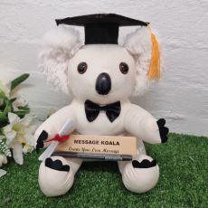 Graduation Signature Koala with Pen