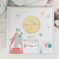 Personalised Tatty Teddy Baby Journal
