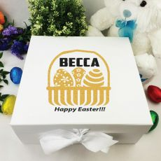 Personalised Easter Box - Easter Basket