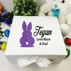 Personalised Easter Box - Bunny