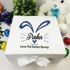 Personalised Easter Box - Bunny Nose