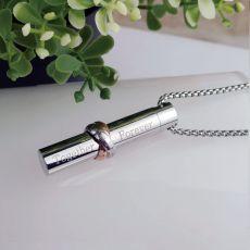 Together Forever Urn Pendant Necklace