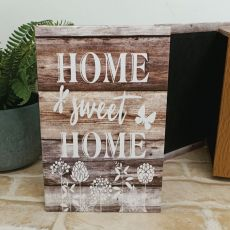 Home Sweet Home Stash Book Box