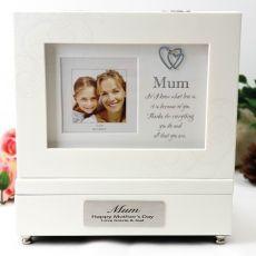 Personalised Mum Music Box Gift