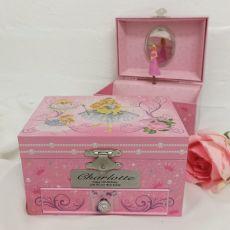 13th Birthday Princess Music Box