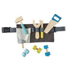 Tool Belt Wooden Playset