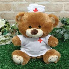 Nurse 20cm Plush Bear
