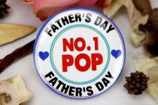 No 1 Pop Badge
