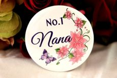 No.1 Nana Badge