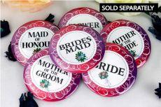 Hens Night Bridal Party Badge Bouqeut