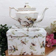 Kookaburra Teapot in Gift Box