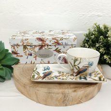 Aussie Birds Breakfast Set Cup & Sauce in Coach Box