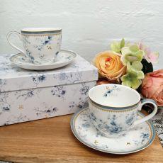 Blue meadows Mug Set (2pce)