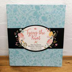 Tying the Knot Ultimate Wedding Organizer Folder