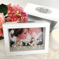Personalised Keepsake Shadow Box Photo Frame