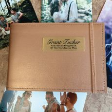 Personalised Grandma Brag Album - Copper 5x7