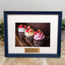 Personalised 16th Birthday Photo Frame Amalfi Navy 5x7