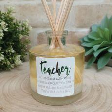 Teacher  Reed Diffuser Room Fragrance - Definition