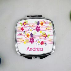 Sister Compact Mirror - Personalised Gift