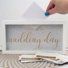 Wedding Message Keepsake Box