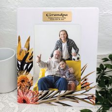 Grandpa Flourish Moments 5x7 Frame