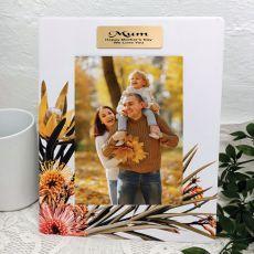 Mum Flourish Moments 5x7 Frame