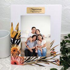 Nan Flourish Moments 5x7 Frame